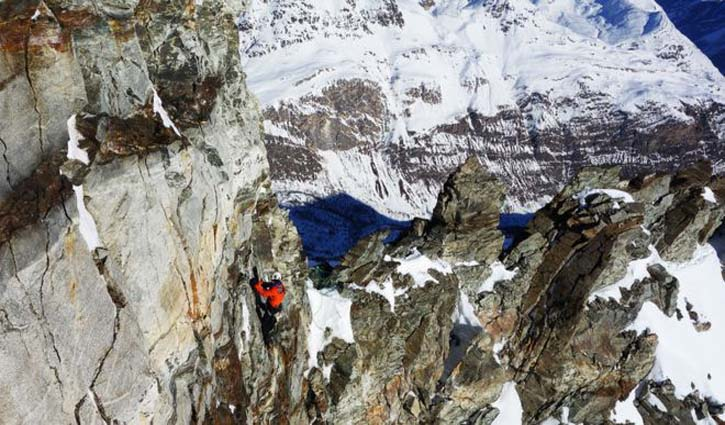Climate change making mountaineering riskier