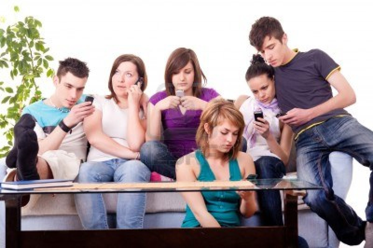 Smartphone becomes addiction for young people