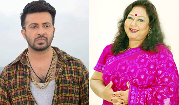 Dilruba Khan lodges complaint against Shakib Khan