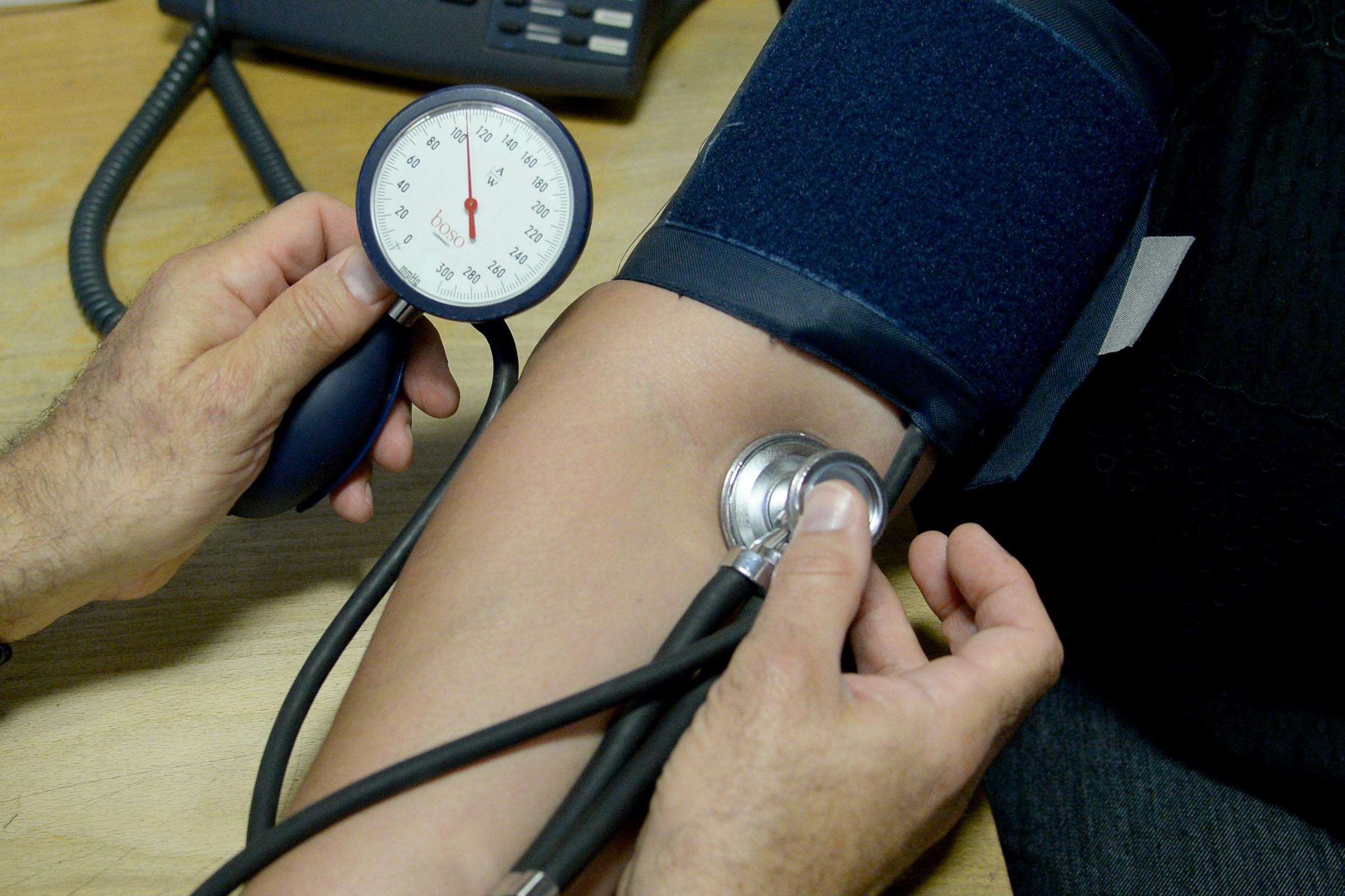 High blood pressure can double risk of Covid-19 death