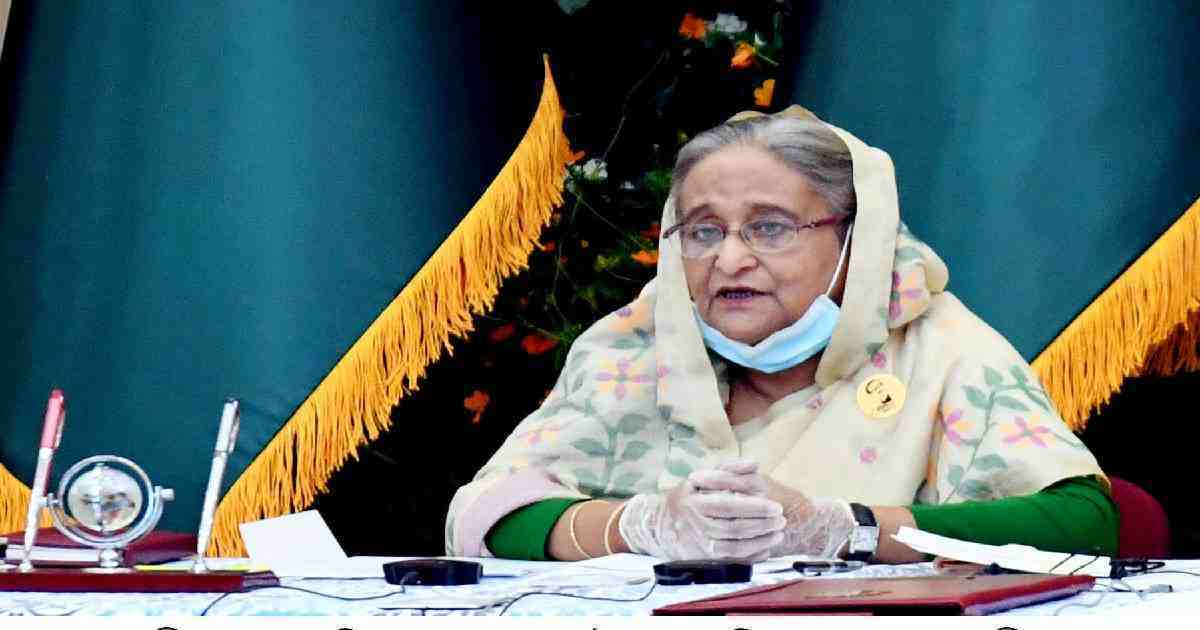 PM places four-point proposal to combat climate change