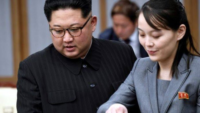 North Korean leader gives younger sister more responsibilities