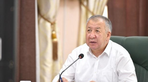 Kyrgyzstan PM Boronov resigns amid election protests