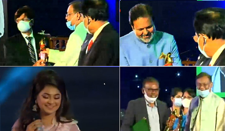 PM distributes National Film Awards among recipients